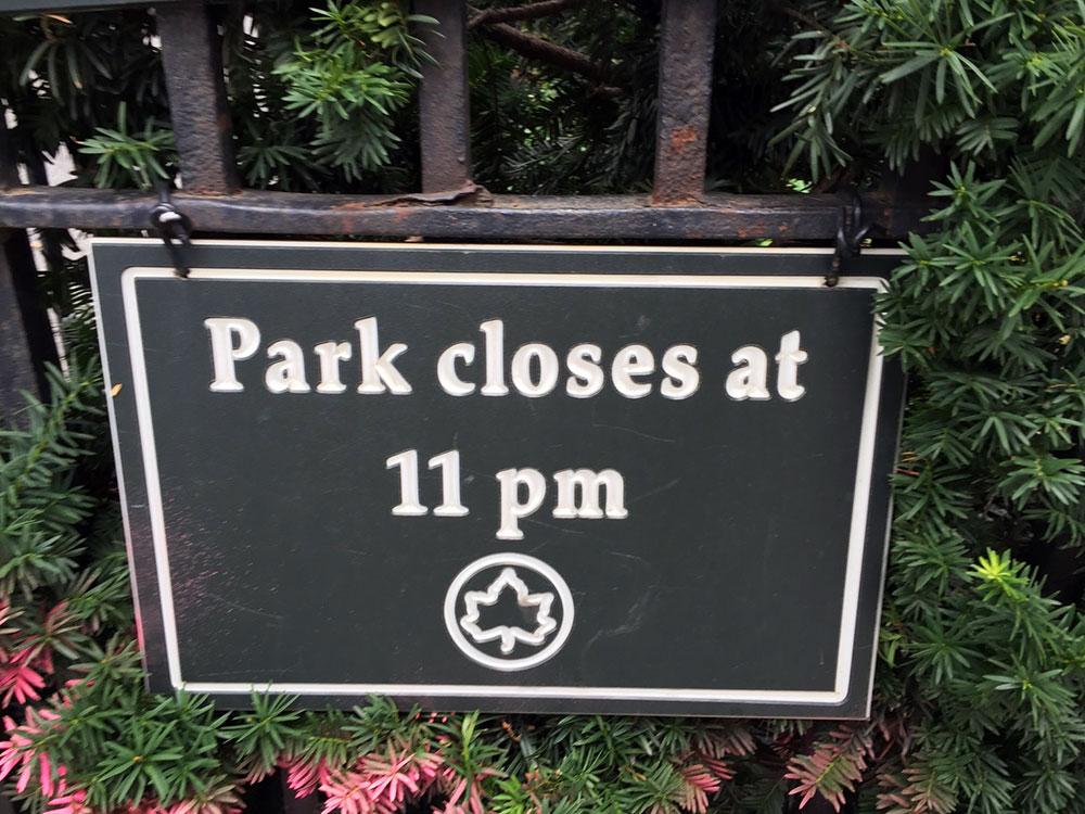 午後11時まであいているようです。