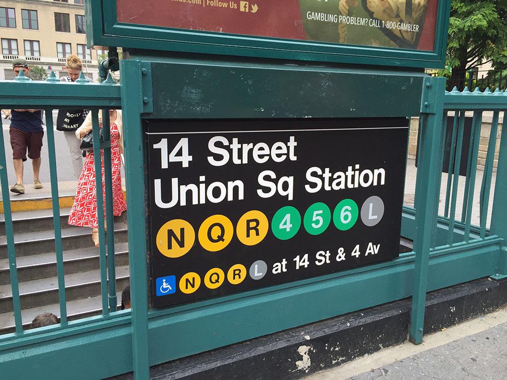 地下鉄のアクセスも結構良し!